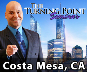Turning Point - 11/10 - 11/11 - 2017 - The Westin South Coast Plaza - 686 Anton Blvd  Costa Mesa CA, 92626