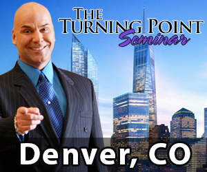 Turning Point - Denver, CO  3/24 - 3/25, 2017 - Sheraton Denver Tech Center