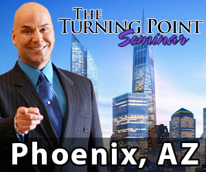 Turning Point - 3/31 - 4/01- Scottsdale, AZ - WESTIN KIERLAND RESORT- 6902 E. Greenway Parkway, Scottsdale, AZ 85254