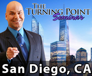 Turning Point - San Diego - Feb 17th - 18th - Sheraton Carlsbad Resort & Spa - 5480 Grand Pacific Drive Carlsbad, CA 92008