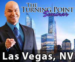 Turning Point - 10/6 - 10/7 - 2017 -  Alexis Park. 375 E. Harmon Ave, Las Vegas, NV 89169